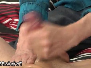 masculine masturbating masculine gay A Ball sore Hand Job!