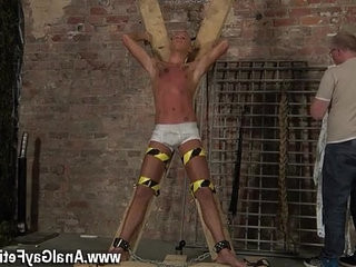 Dick young boy fag south africa getting off gimp Boy Made To Squirt