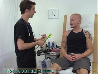 Sexy homo midget I restird my T-shirt and the great doctor took a duo of
