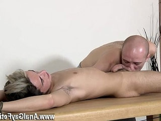Slow homo man assfuck xxx Dom dude Kieron Knight has a stellar youthtotal