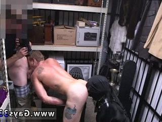 Gay sexy naked straight boy first time Dungeon master with a gimp