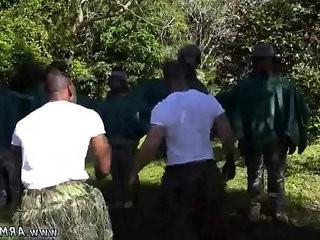 army gay porno movies xxx Taking the recruits on their very