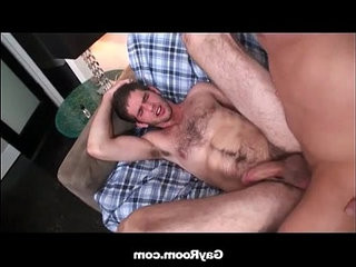 Hunk jimmy devoteez gets rimmed and fucked