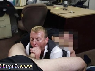 Pawn gay masculine Groom To Be, Gets Anal Banged!