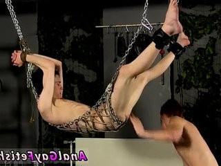 Hard homophile cute emo sex with bondage He embarks with some fingering