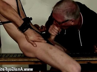 tattootoo guy gay physical video Back to back, the dudes are tied up and