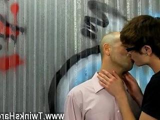homo older arab dudes Timo Garrett takes Adam Russo to a bad of