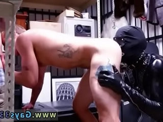 Straight cronys wanking together homo man porn Dungeon sir with a gimp