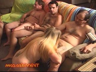 A BI Swingers group BANG